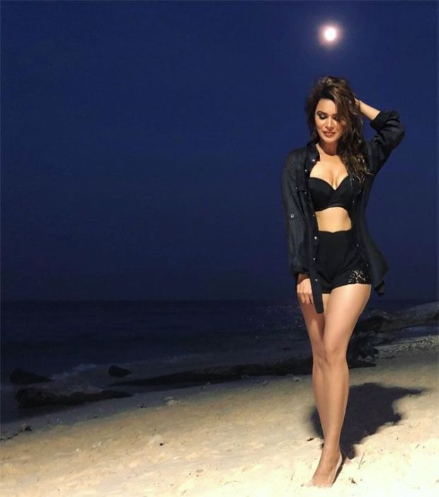 Aashka Goradia And Brent Goble On Their Andaman Holiday