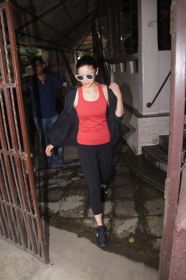 Alia Bhatt's Trendy White Glares Are As Cool As Her