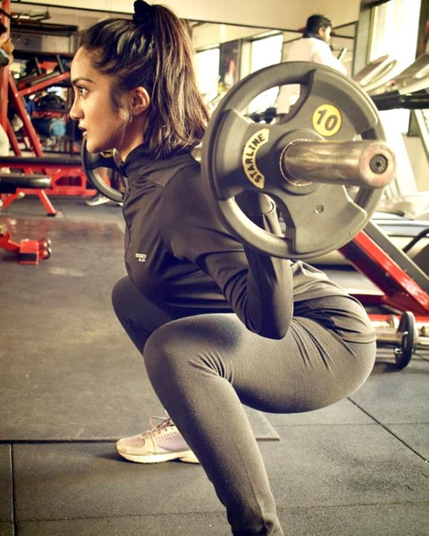 This 27 Years Old Actress's Fitness Story Will Baffle You!