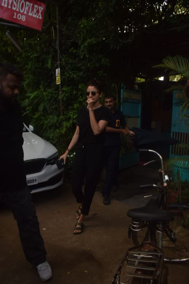 Anushka Sharma Channels Her Inner Black Beauty