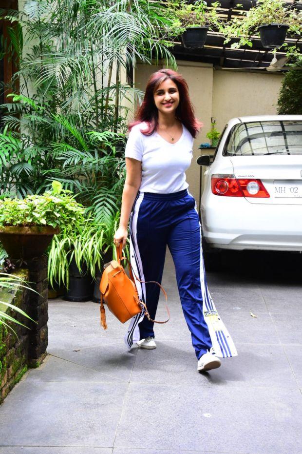 We Are Totally Loving Parineeti Chopra's New Red Hairstyle