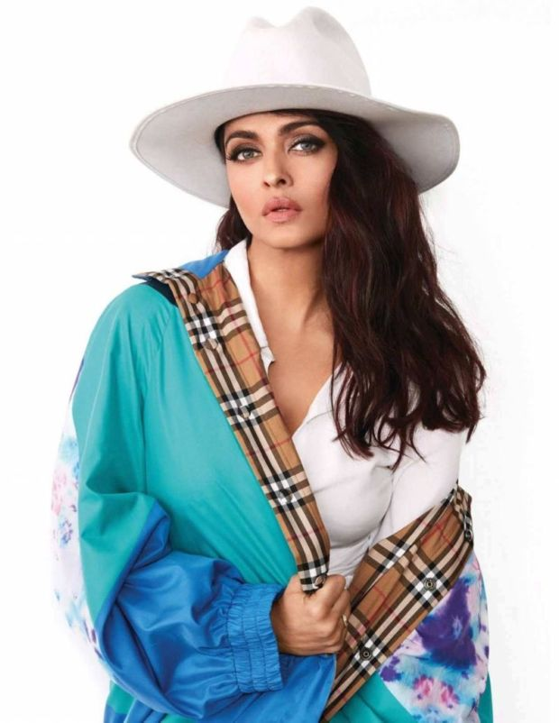 Aishwarya And Pharell Shoot Together For Vogue
