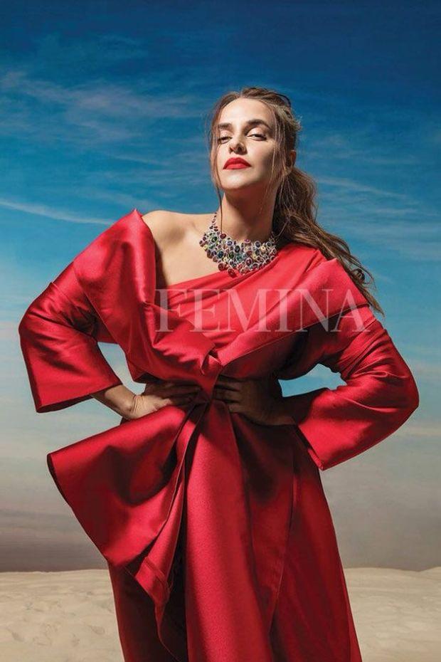 Neha Dhupia Shoots For Femina Magazine's April 2018 Issue