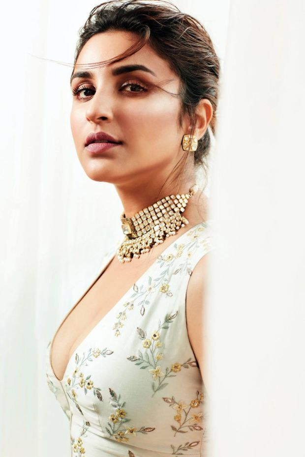 Parineeti Chopra Dazzling Look On The Femina Wedding Times Magazine