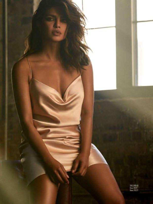 Priyanka Chopra Latest Shoot For Maxim India July 2018