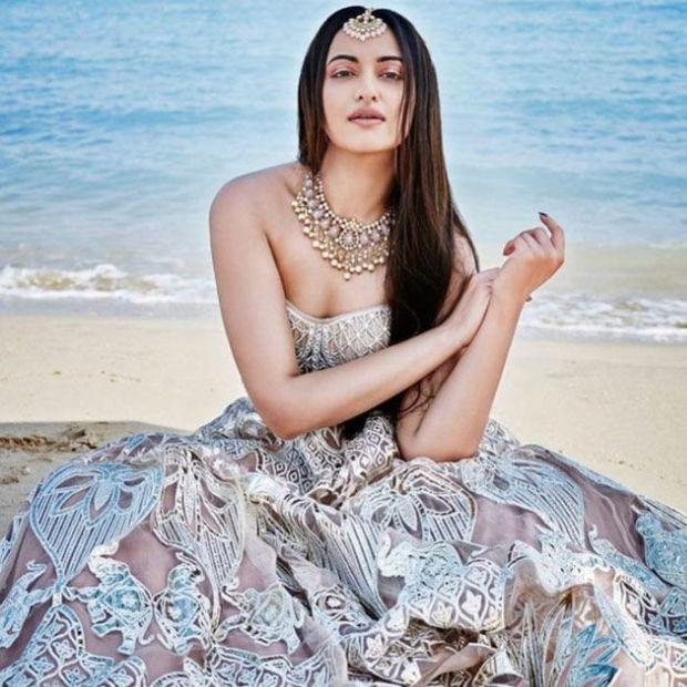 Sonakshi Sinha's Exotic Photoshoot For Wedding Magazine