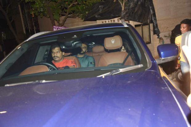 Arjun Kapoor And Malaika Arora Spotted Together Again