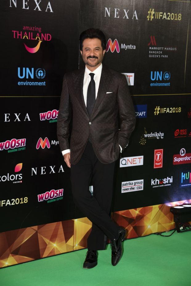 A Glimpse Of Bollywood Celebrities At IIFA 2018 Awards