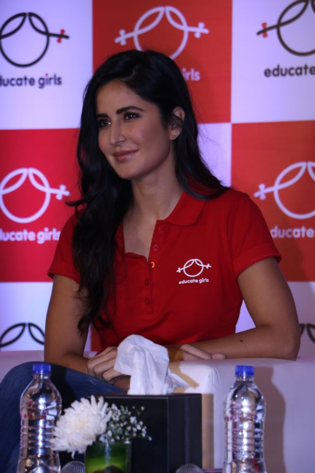 Katrina Kaif Promoting Girls Education At NGO Event
