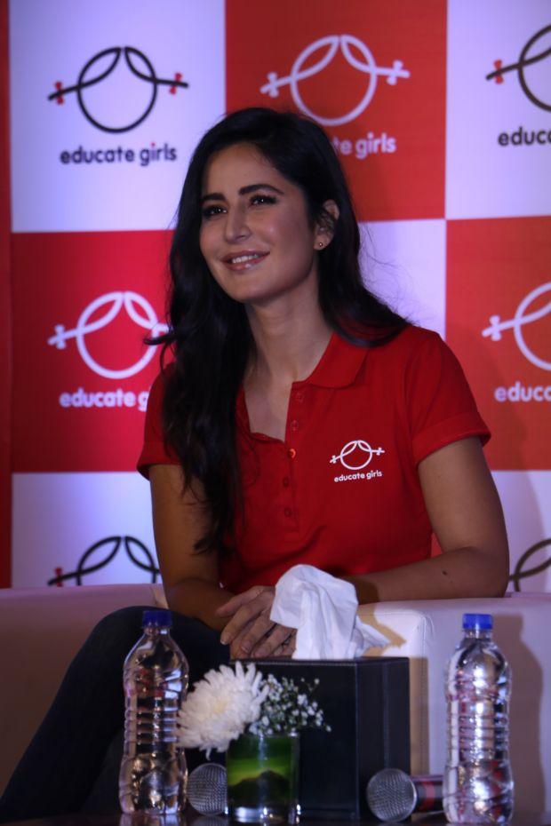 Katrina Kaif Promoting Girls Education At NGO Event ...