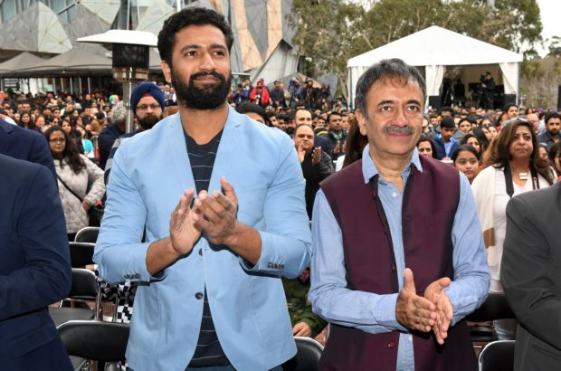 Rani Mukerji Hoists The Tricolour At The Indian Film Festival Of Melbourne