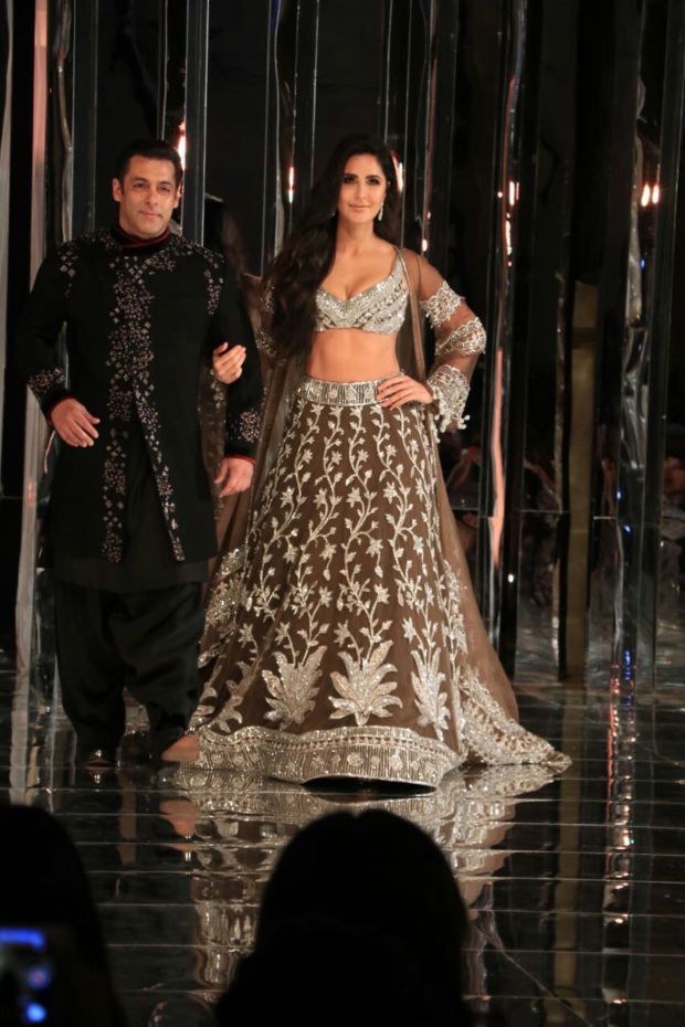 Salman Khan And Katrina Kaif, The Most Lovely Showstoppers In B-Town