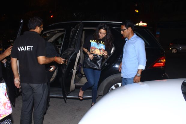 Shraddha Kapoor Celebrates Her Birthday With A Quiet Family Dinner