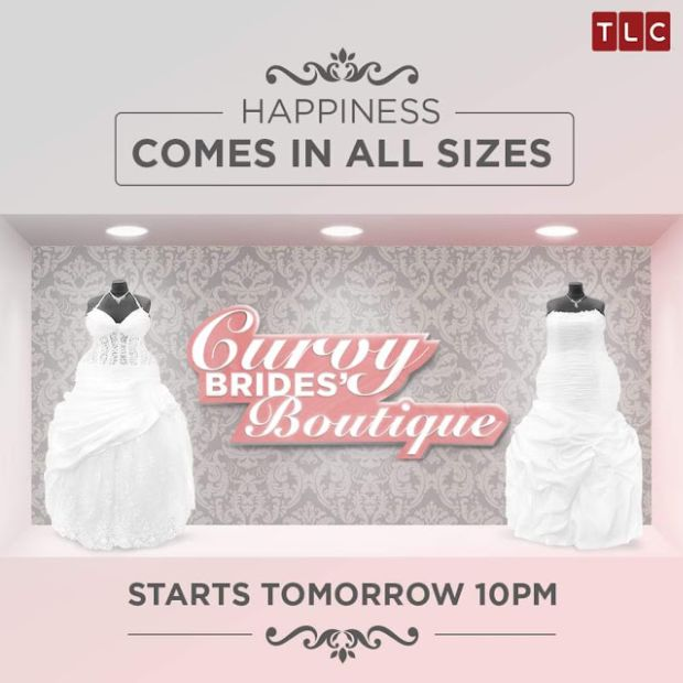 New Tv Show 'Curvy Bride Boutique' On TLC - Wiki Plot, Story, Star Cast, Promo, Watch Online, TLC, Youtube, HD Images