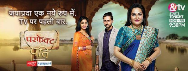 &TV Serial 'Perfect Pati'- Wiki Plot, Story, Star Cast, Promo, Watch Online, &TV, Youtube, HD Images