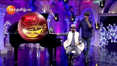 Zee Tamil Tv Show 'Sundays with Anil and Karky' – Wiki Plot, Story, Star Cast, Characters Real Names, Promo, Show Timings, HD Photos