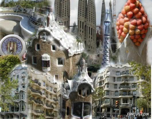 A Fantastic World of Gaudi