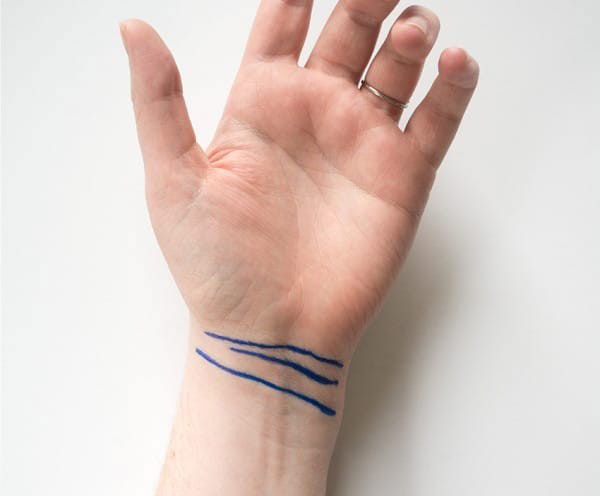 Your 'Bracelet Lines' Tell A Lot About Your Future