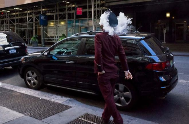 Incredibly Fantastic Photographs Shot By Probably The Best Street Photographer In The World