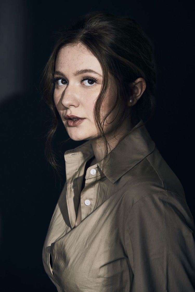 Emma Kenney Featured In Pulse Spikes Spril 2018