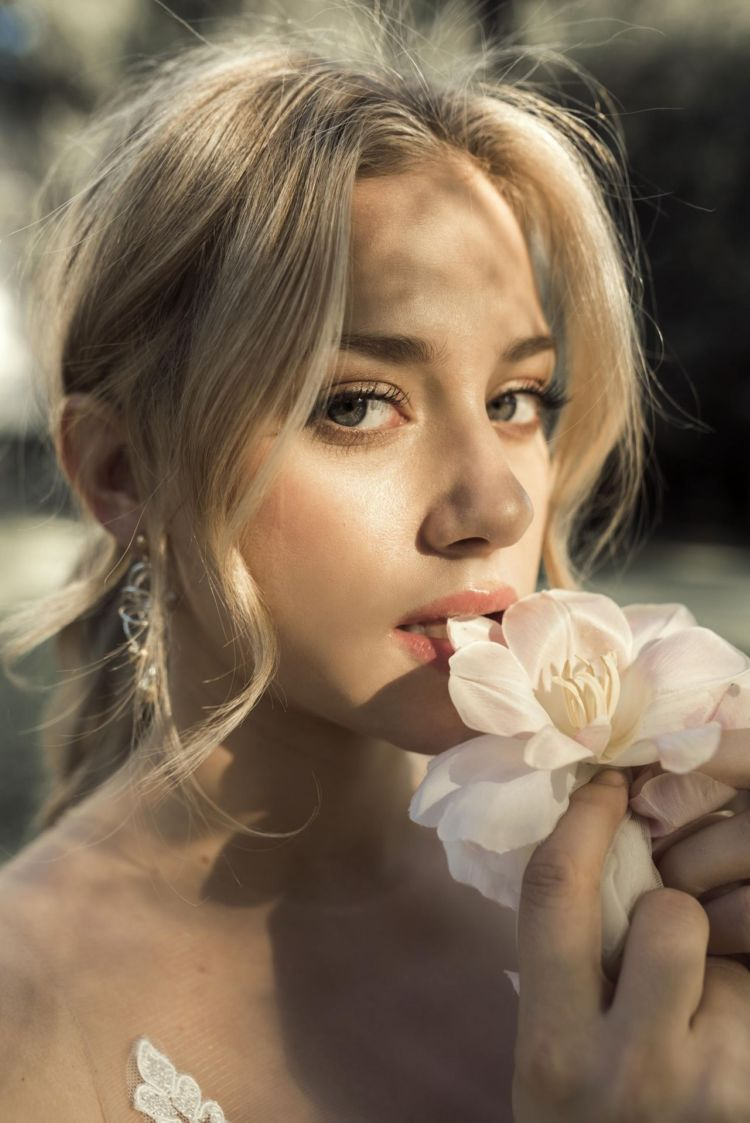 Lili Reinhart In Gorgeous Photoshoot For Pulse Spikes