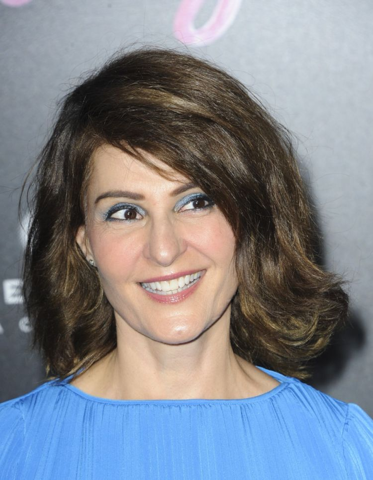 Pretty Nia Vardalos At 'Tully' Premiere In LA
