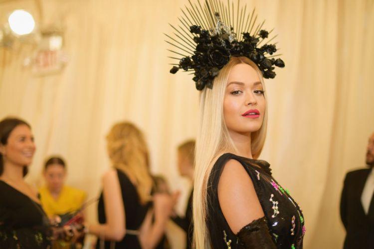 Rita Ora Looked Like A Princess At The MET Gala 2018