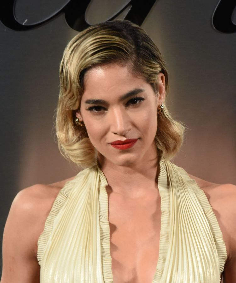 Sofia Boutella Graces The Cartier's Bold And Fearless Event