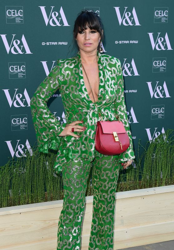 Grace Woodward Dazzles At 'Fashioned For Nature' VIP Preview