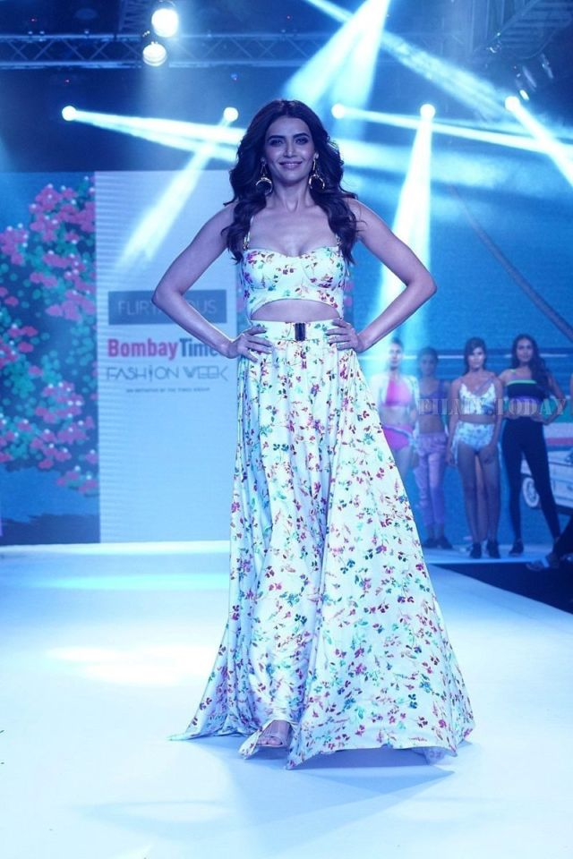 Karishma Tanna Became A Showstopper For Aakriti At BTFW