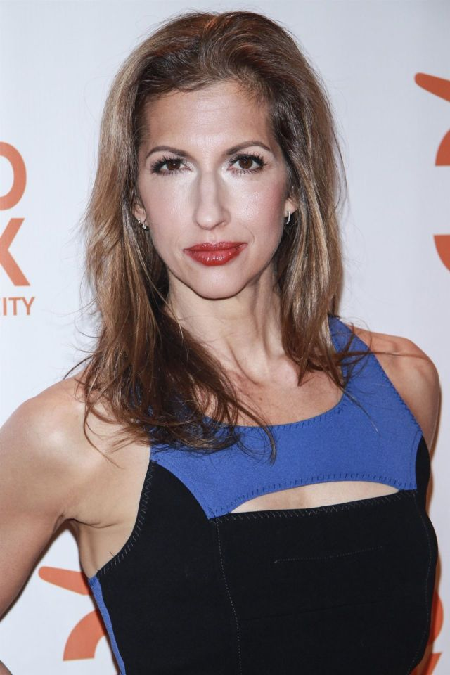 Alysia Reiner Attends The Food Bank For New York City Can Do Awards 2018 Dinner