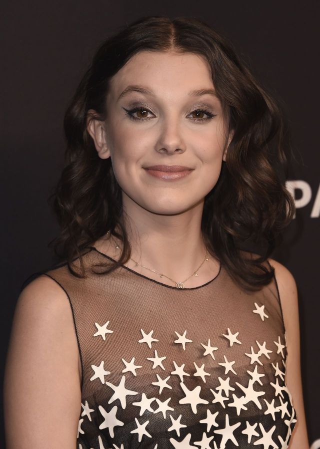 Millie Bobby Brown Attends The PaleyFest 2018 Stranger Things