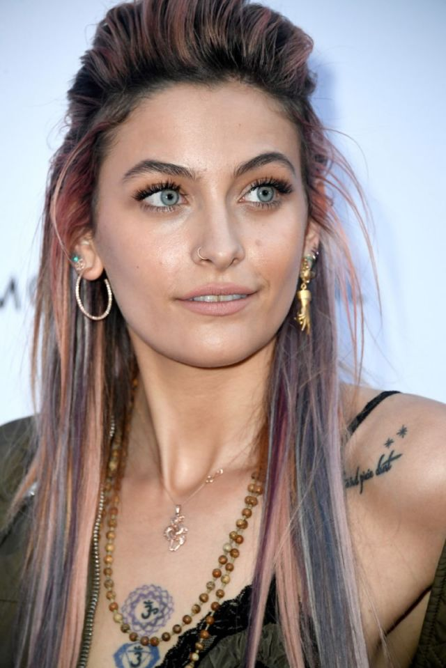Paris Jackson Attends The Daily Front Row Fashion Awards