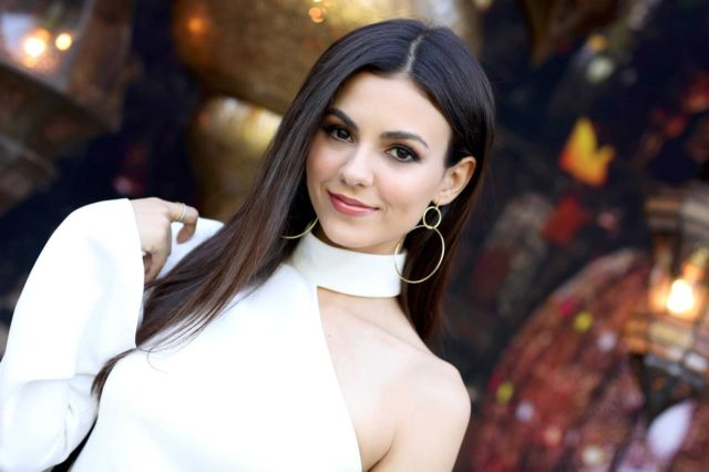 Truly Gorgeous Victoria Justice At 4th Annual ZOEasis Event