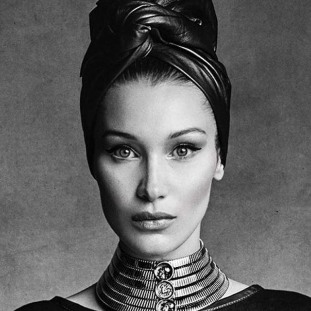 Bella Hadid For Vogue Japan Magazine's May 2018 Issue