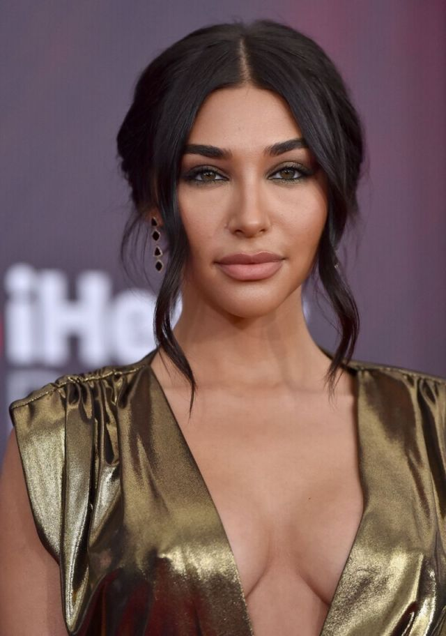 Chantel Jeffries Attends iHeartRadio Music Awards 2018