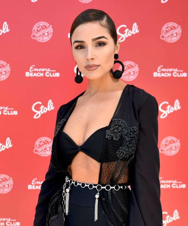 Olivia Culpo Attends SI Swimsuit Model Search Winners Event