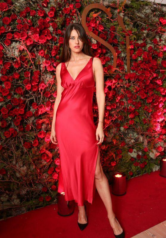 Renata Maciel Attends Giorgio Armani 'Si Passione' Launch Celebration