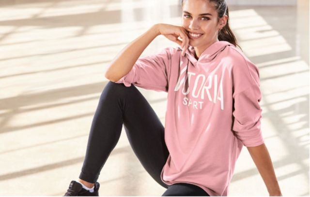 Sara Sampaio For Victoria's Secret Photoshoot For March 2018