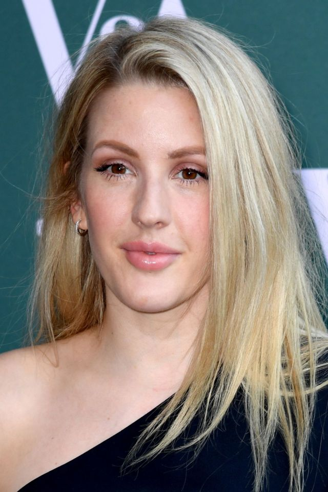 Ellie Goulding Graces The 'Fashioned For Nature' Exhibition