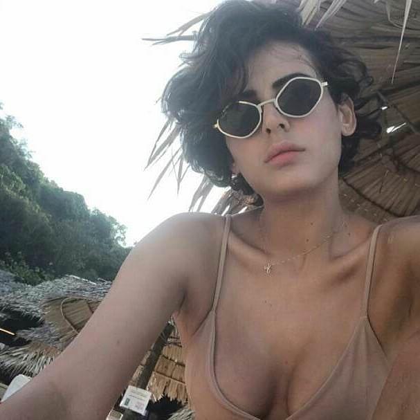 Mandana Karimi Shares Her Recent Bikini Photos