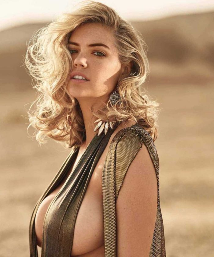 Kate Upton Shoots For Maxim Magazine August 2018